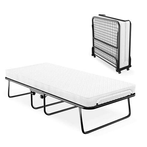 Coirfit Rollaway Single Folding Steel Bed