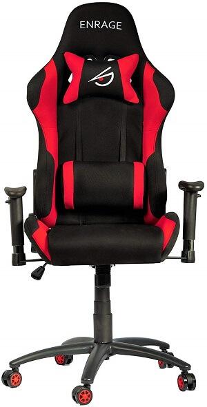 Enrage Fabric Gaming Chair