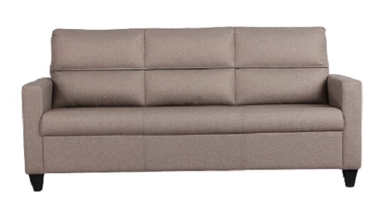 Home Centre Clary Three Seater Sofa