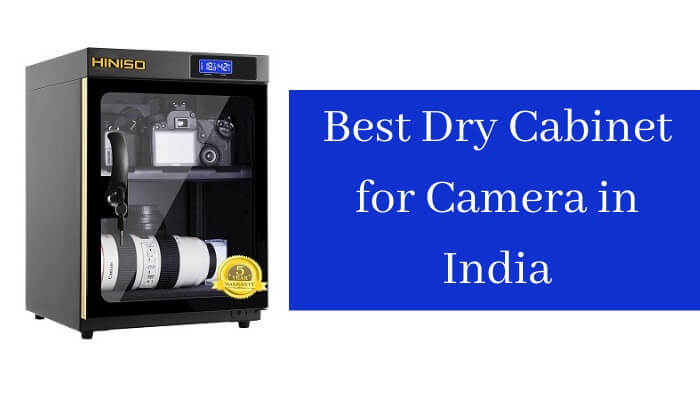 Best Dehumidifying Dry Cabinet for Camera in India