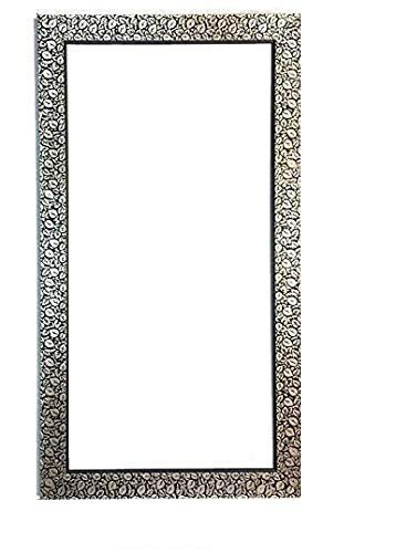 SEVEN HORSES Glass Wall Mirror