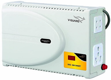 Voltage Stabilizer for LED TV in India