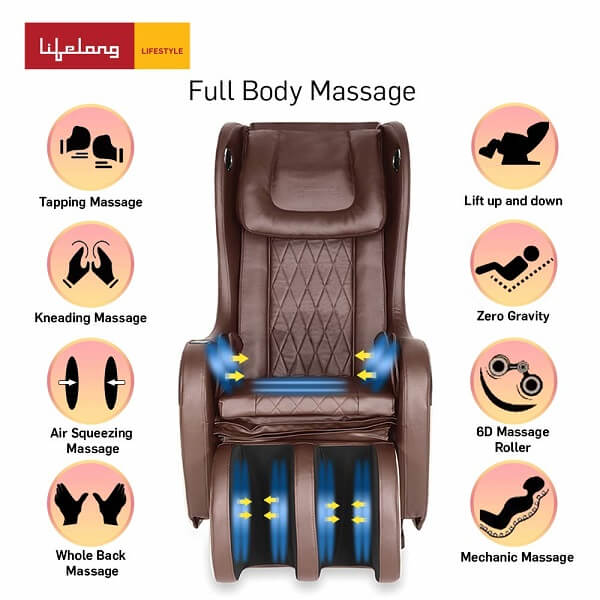 Lifelong LLM549 Full Body Massage Chair Review